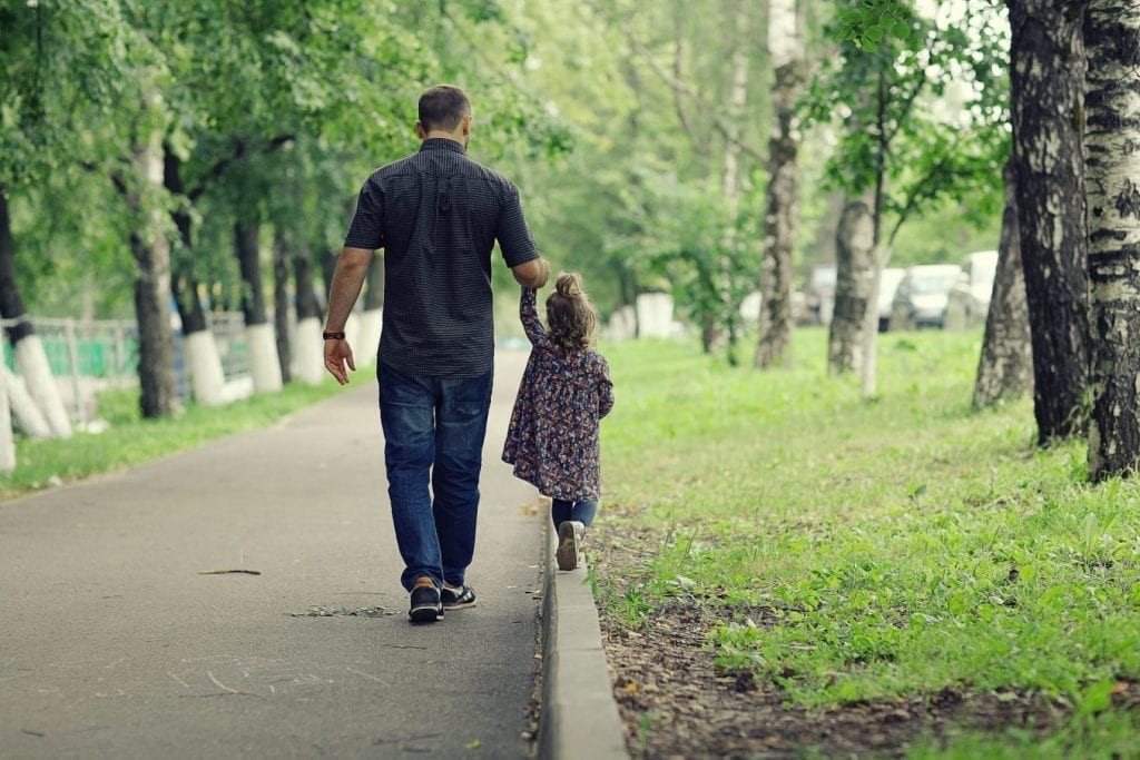 Family law showing recovery and location of children for parental arrangements